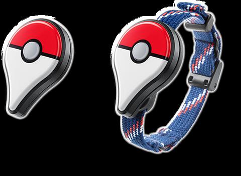 【ポケモンGO】スマホを見なくてポケモンGOが遊べるデバイス『Pokémon GO Plus』も同時発売!