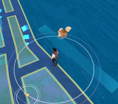 【ポケモンGO】近くの公園がガーディの巣になって人が増えたのに驚いた