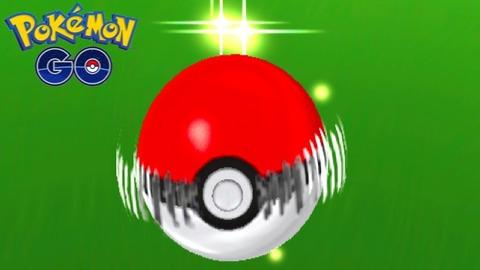 【ポケモンGO】モンスターボールとかカーブかけてりゃ適当に投げても当たるだろwwwww