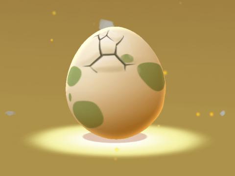 【ポケモンGO】タマゴをゲットした時点でなにが産ませるか決まってる説はガセwwwww