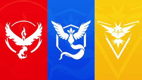 【ポケモンGO】技の調整よりチームバランス直してくれ、黄色がきつすぎるwwww