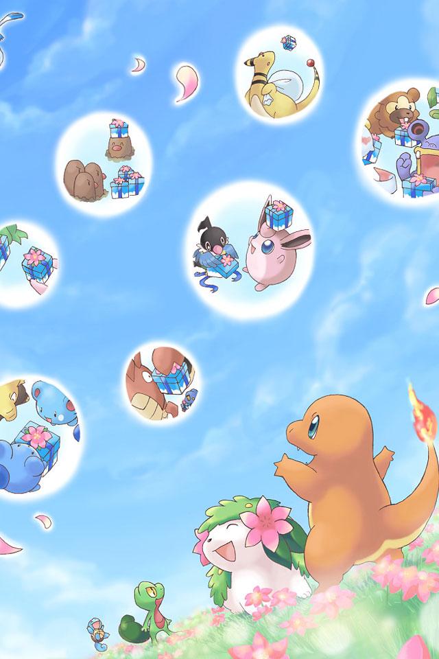 iPhone向けのポケモン壁紙ください! ぽけみん , Pokemin , ポケットモンスターまとめサイト