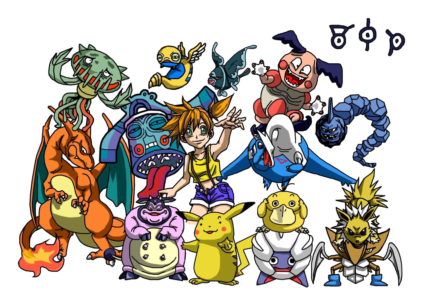 ドラクエのモンスターとポケモン、どっちが強いの?|ぽけみん