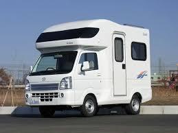 軽トラキャンピングカー