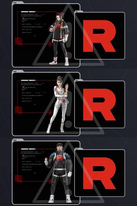R団幹部カビゴン強1