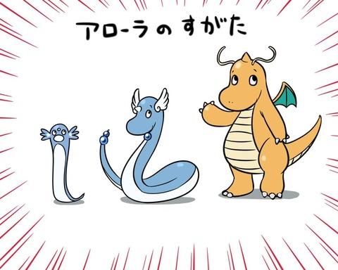 DWミニリュウ進化4