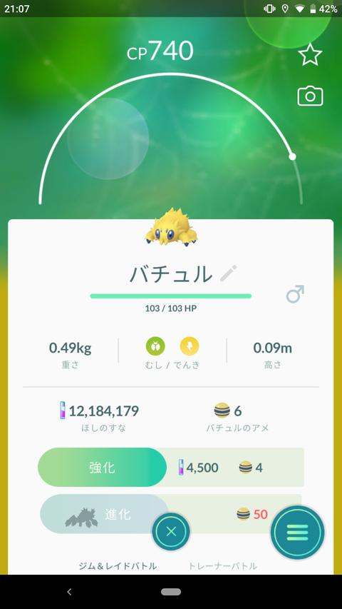 イッシュ新ポケ収集2
