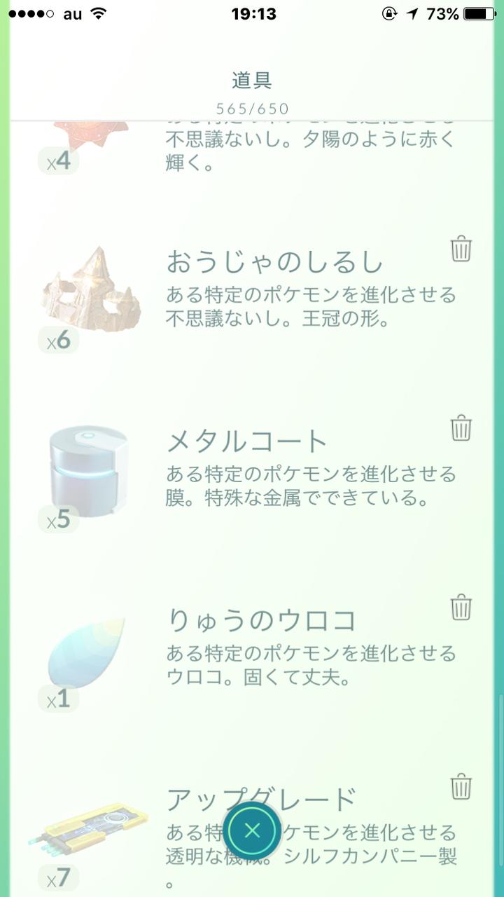 メタル ポケモン コート go