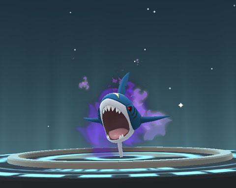 闇鮫最短0