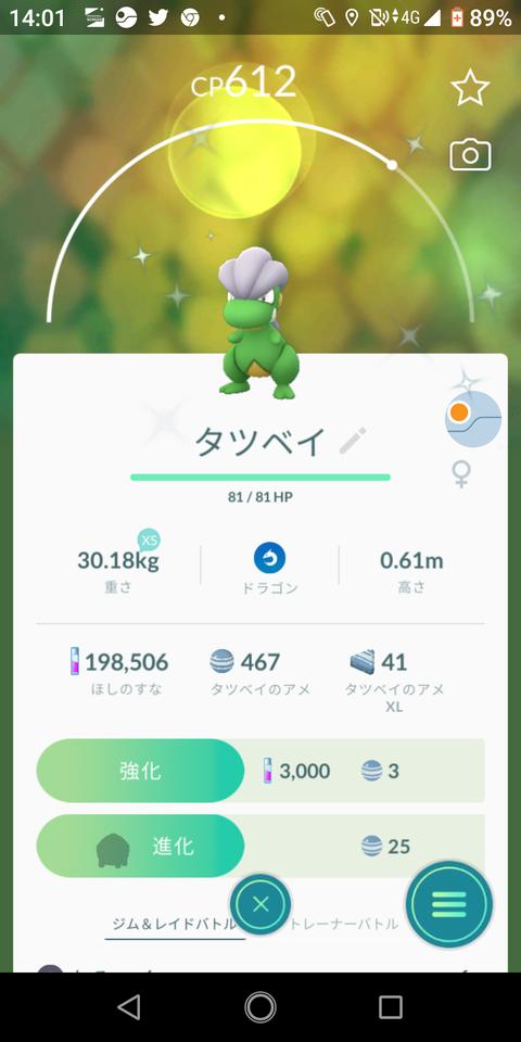フェアリーX竜解禁9