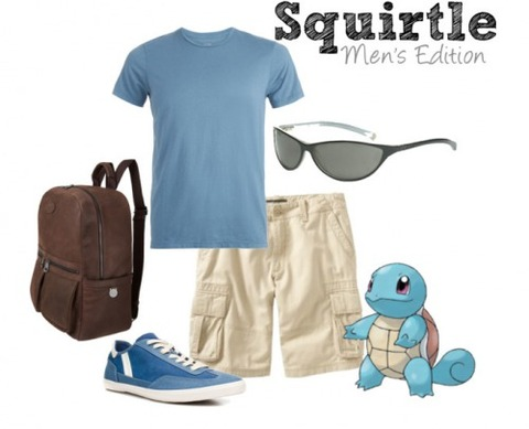 s_Squirtle for Men   Polyvore
