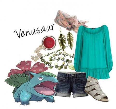 s_Venusaur   Polyvore