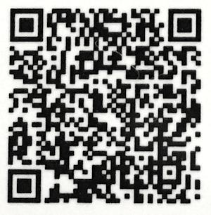 マギアナの入手方法QRコード