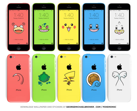 iPhone-Pokémon