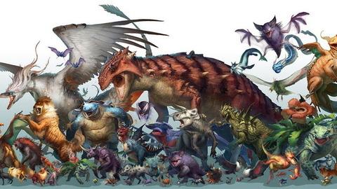 恐竜ポケモン
