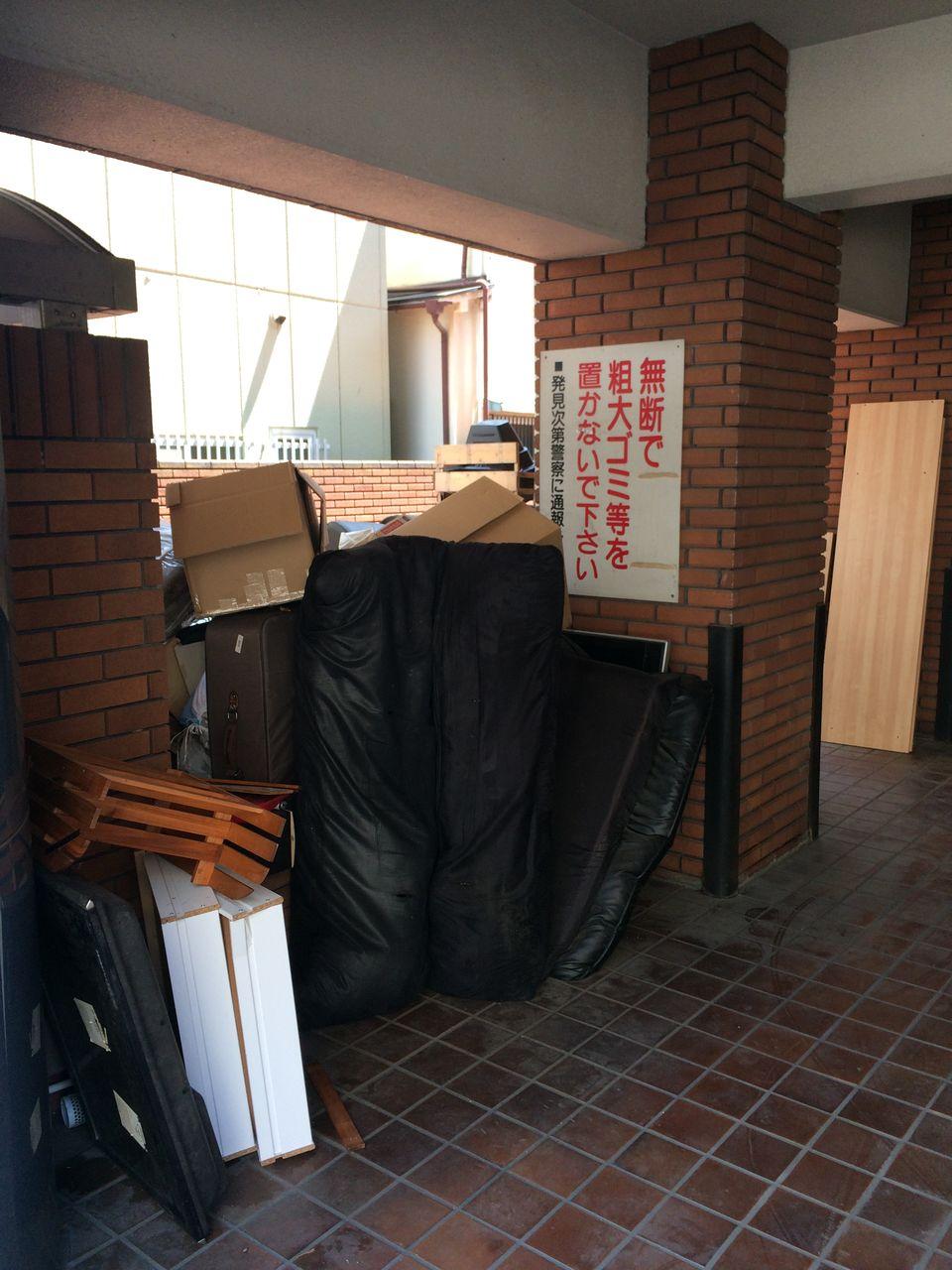 西川口ひろし川崎のヤクザ事務所が多いエリアで撮った写真・・・トラックバック