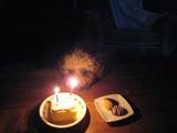 プー君お誕生日♪