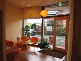 マミースマイル、カフェスペース〜♪