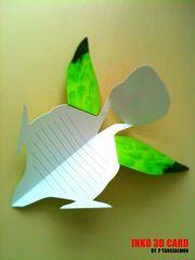 INKO 3D CARD 開