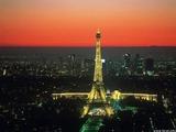 sunset vista Paris