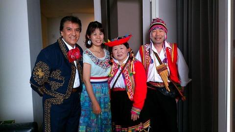 La Fiesta Latina en el Círculo Español de Sakura 3