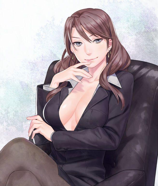 スカートスーツ 女一人 -コミック -アニメーション200