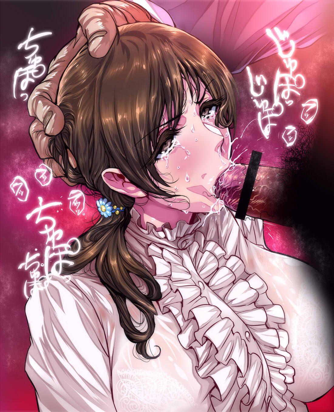 Hyottoko Blow job644