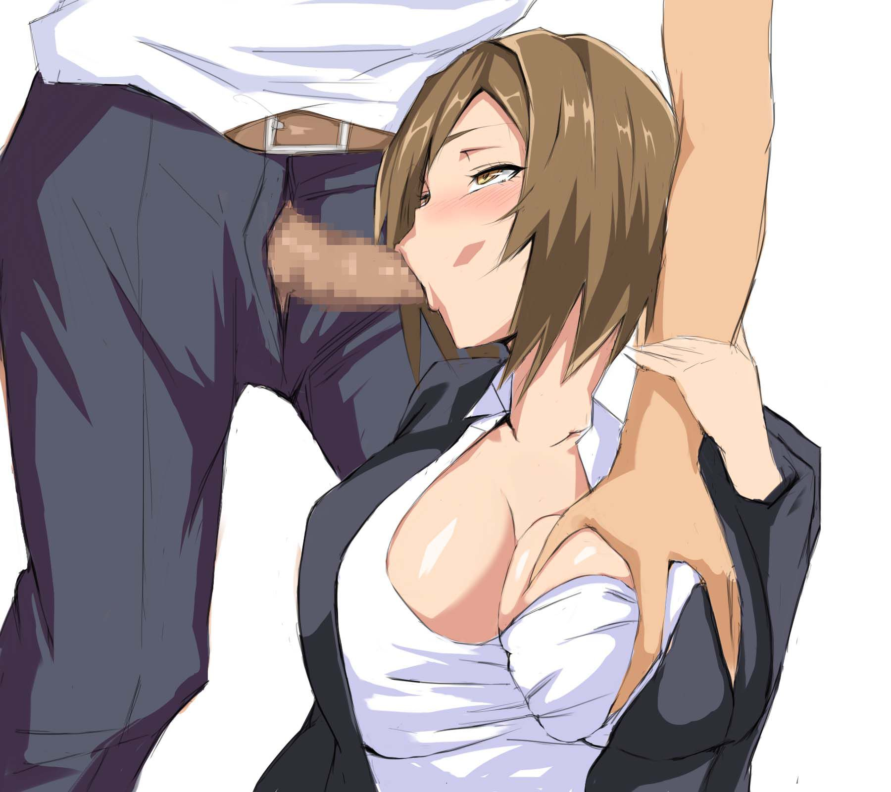 Hyottoko Blow job482