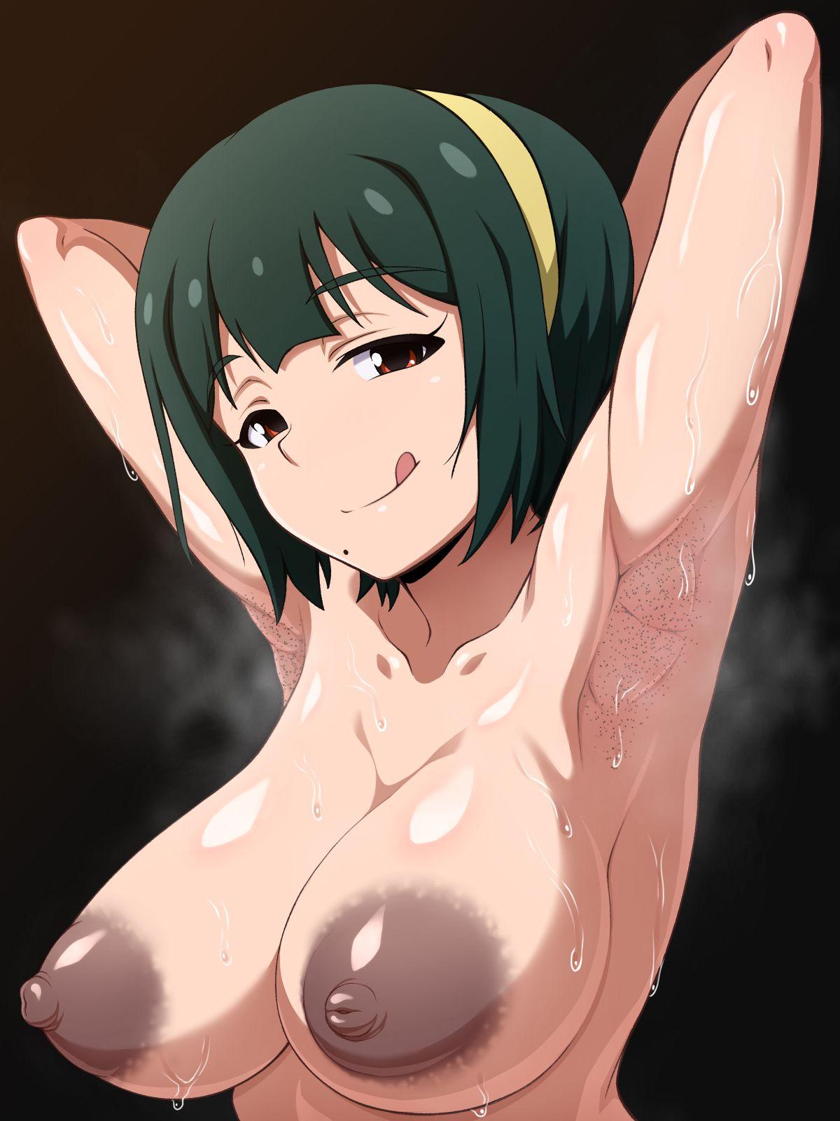 armpits hair steam118