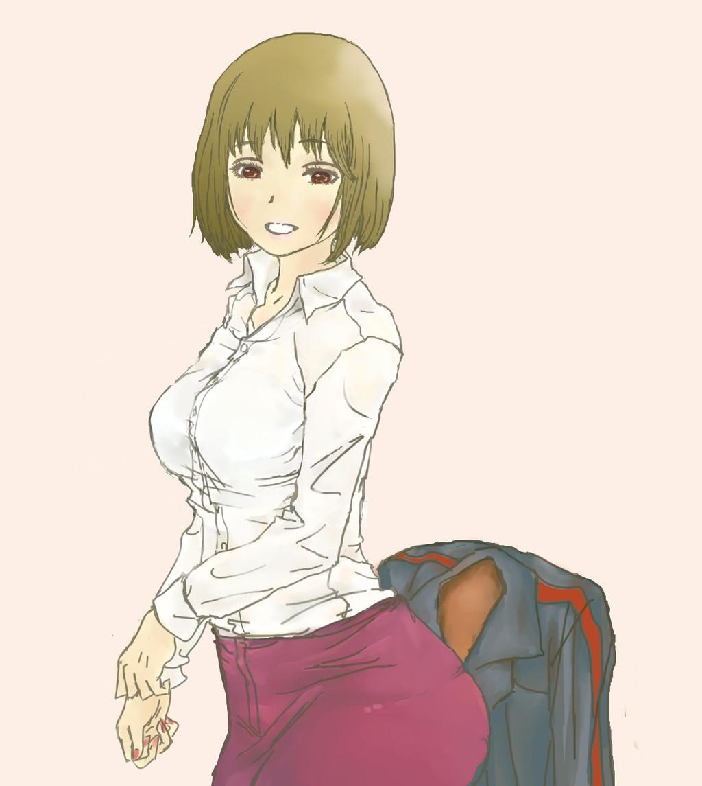 スカートスーツ 女一人 -コミック -アニメーション146