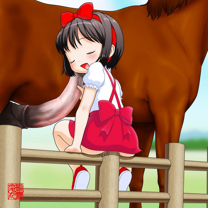 bestiality horse152