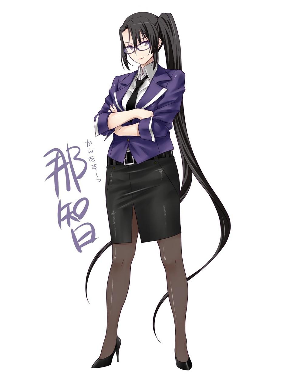 スカートスーツ 女一人 -コミック -アニメーション129