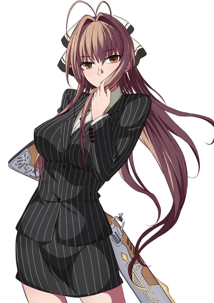 スカートスーツ 女一人 -コミック -アニメーション329