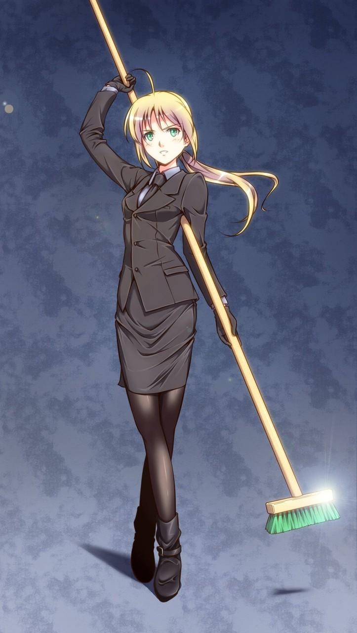 スカートスーツ 女一人 -コミック -アニメーション100