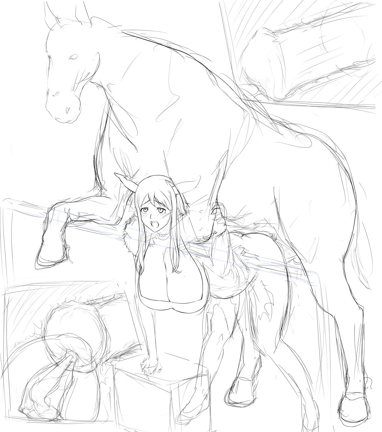 bestiality horse223