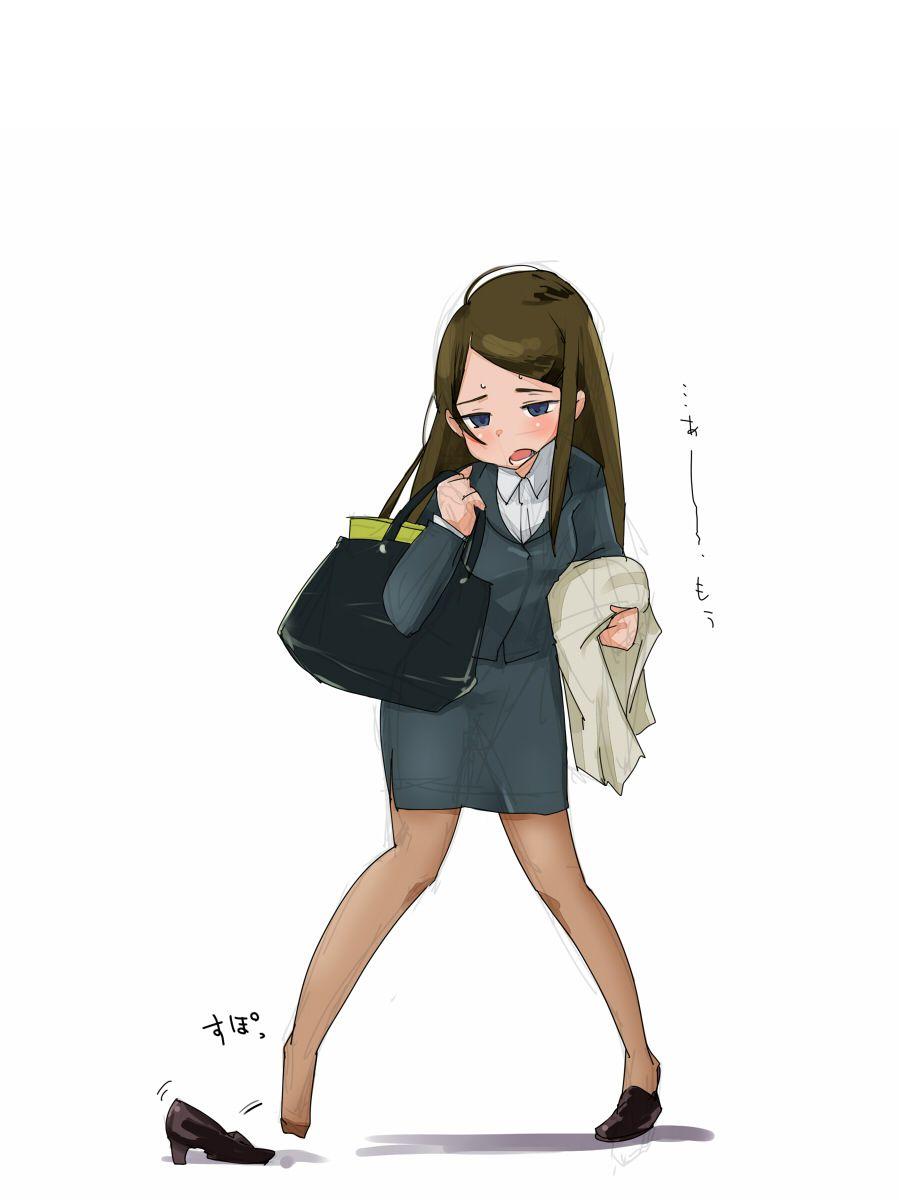 スカートスーツ 女一人 -コミック -アニメーション037