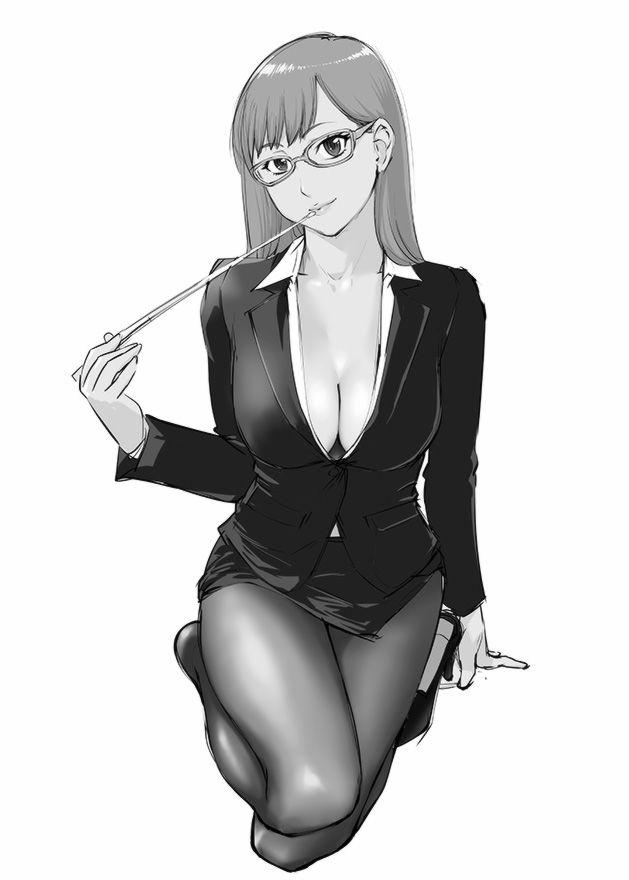 スカートスーツ 女一人 -コミック -アニメーション229
