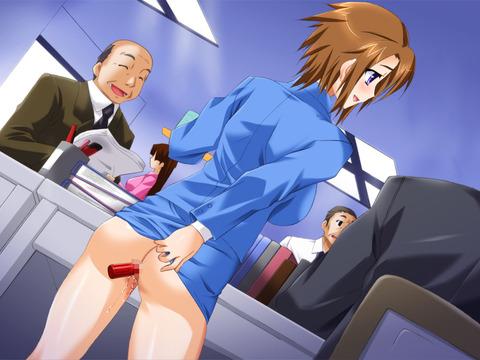 office lady0020