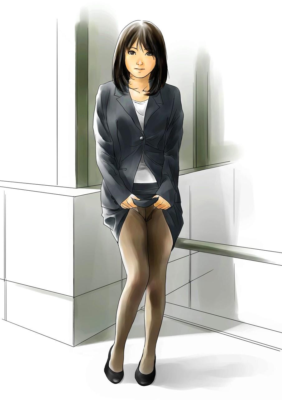 スカートスーツ 女一人 -コミック -アニメーション076