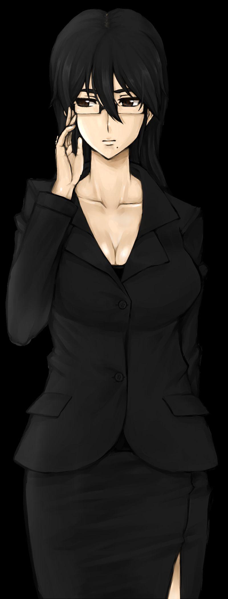 スカートスーツ 女一人 -コミック -アニメーション118
