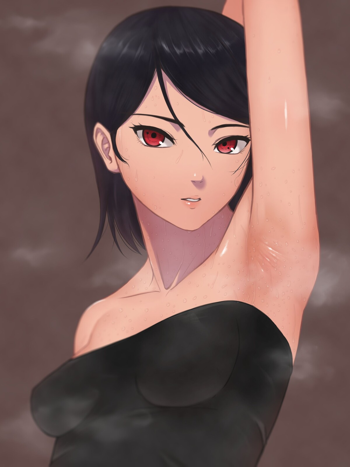 armpits steam097