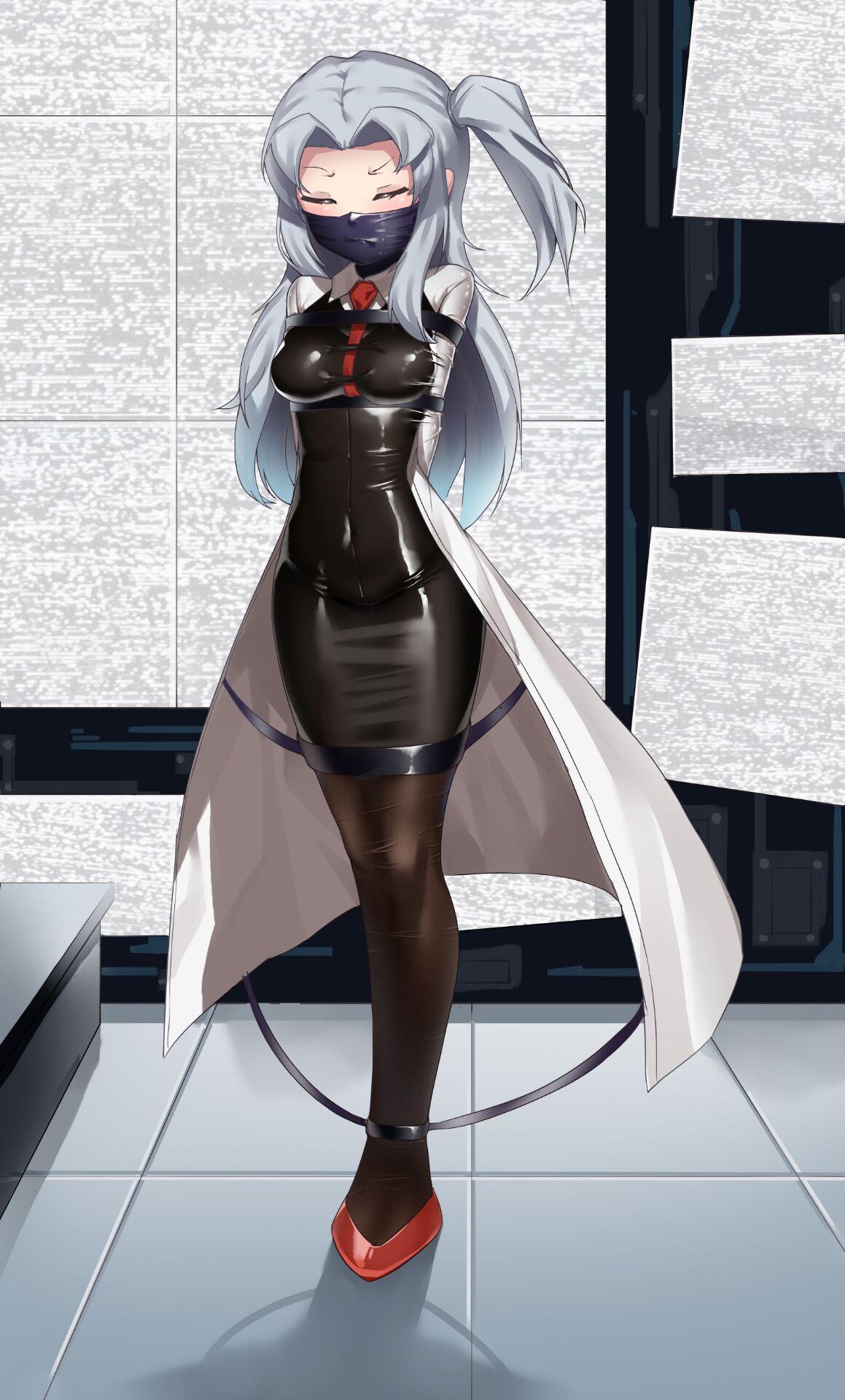 Angela(LobotomyCorporation)018