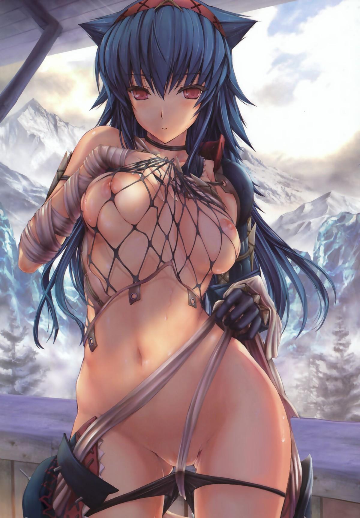 nargacuga_(armor)067