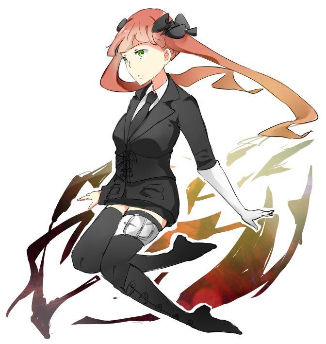 スカートスーツ 女一人 -コミック -アニメーション296