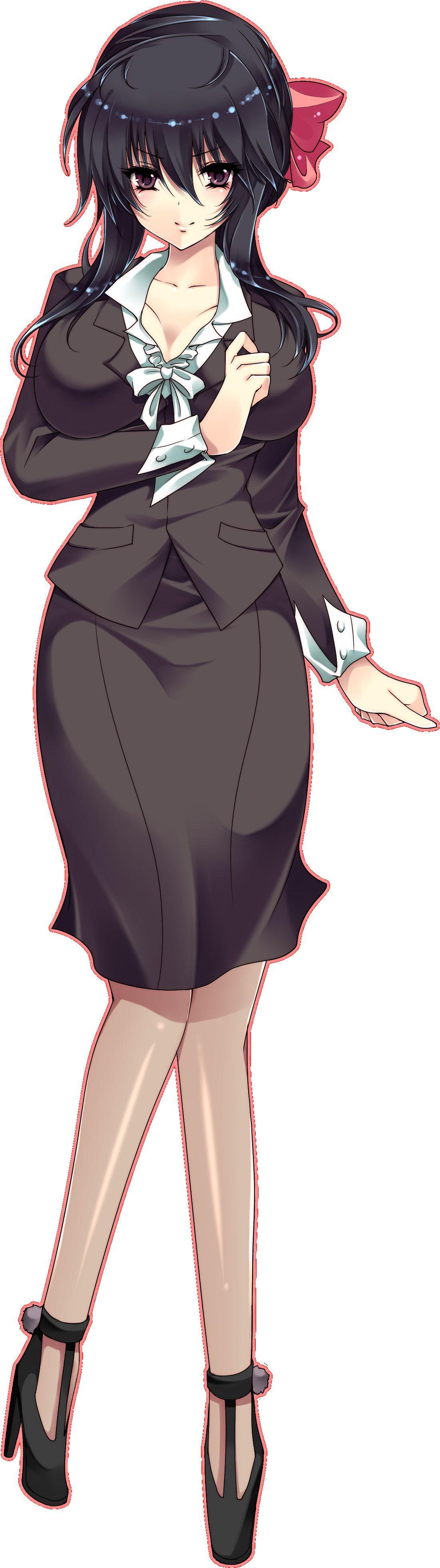 スカートスーツ 女一人 -コミック -アニメーション253