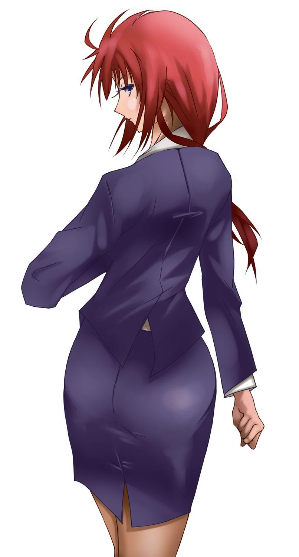 スカートスーツ 女一人 -コミック -アニメーション192