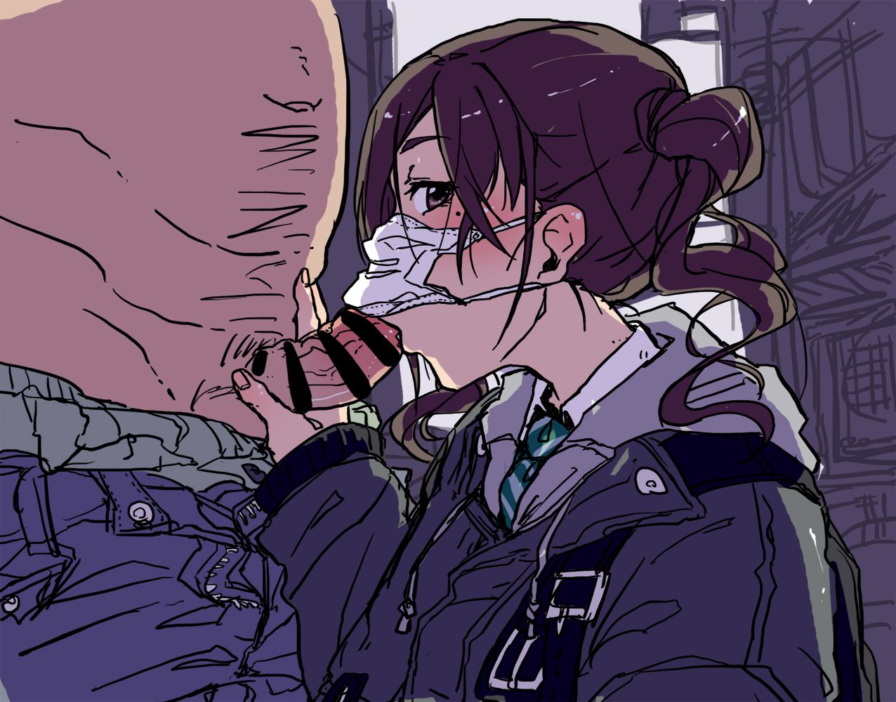 surgical_mask blowjob043