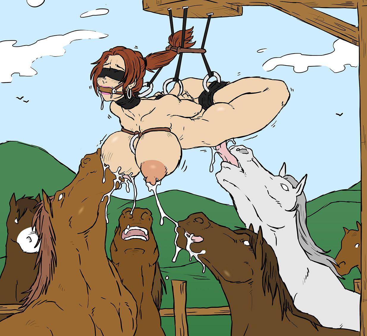 bestiality horse123