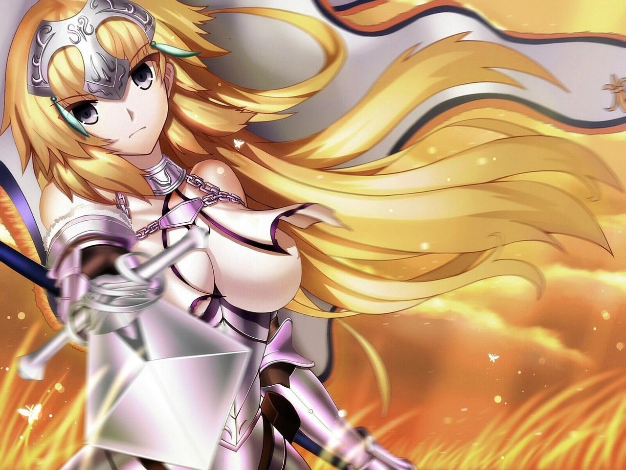 ルーラー(fateapocrypha) -コミック orderpopular012