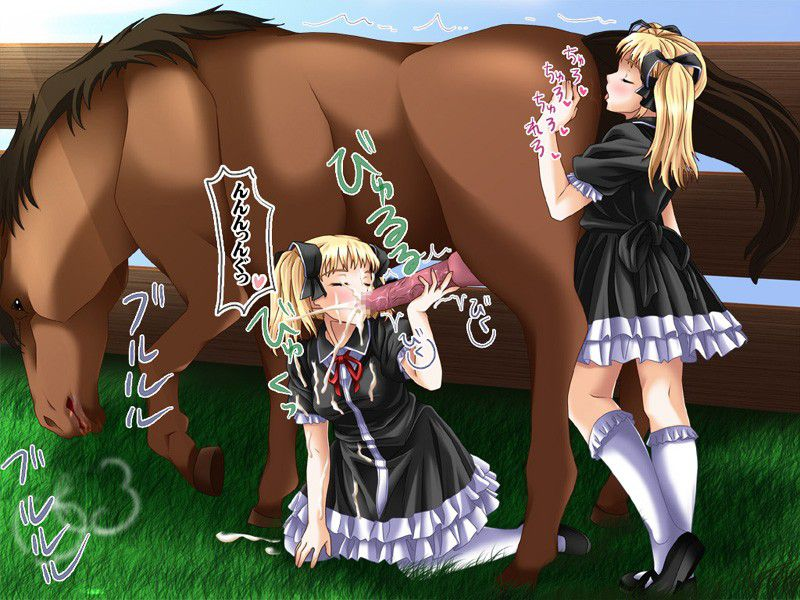 bestiality horse271